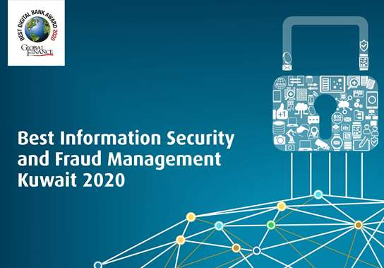 Ahli United Bank Earns Best Information Security and Fraud Management Kuwait 2020