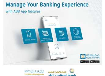 Bank continues to launch more new services via its Mobile App