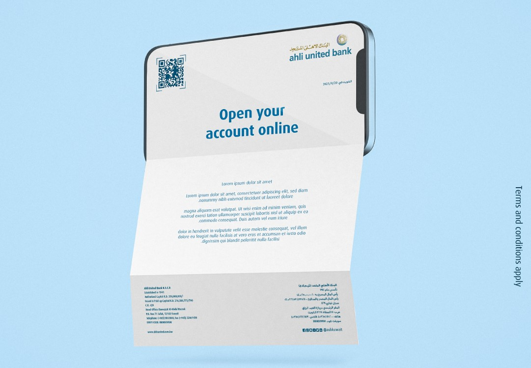 Open Account Online